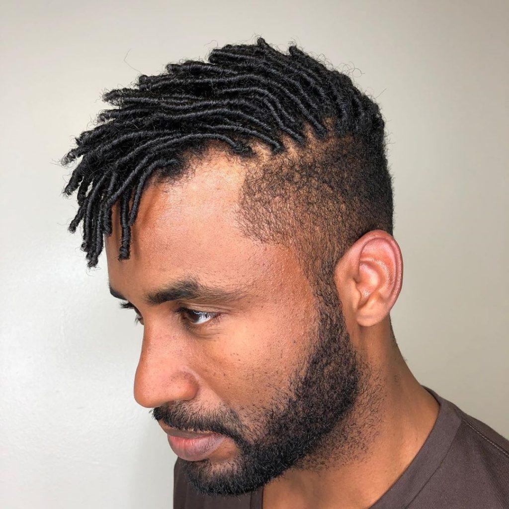 33 High Top Fade Haircuts Retro And