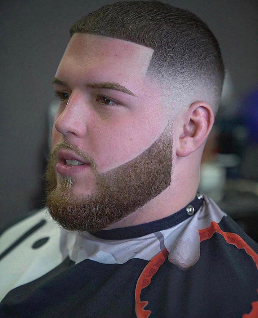 low maintenance fade mens haircuts