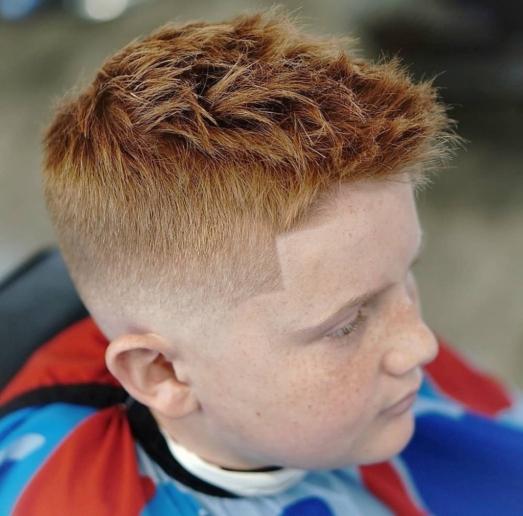 5-year-old boy haircuts