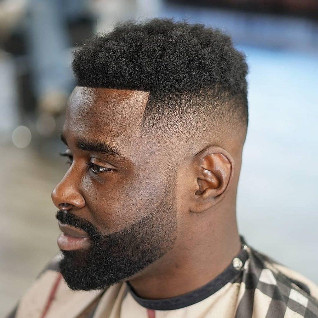 shape up haircut black