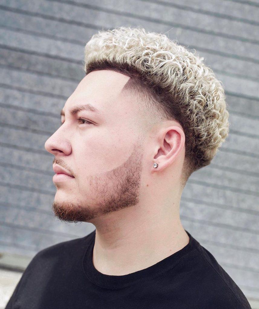 shape up haircut curly hair