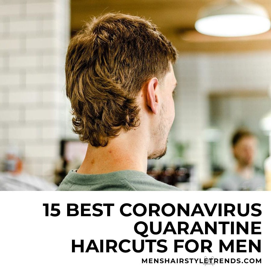 at home haircuts for men