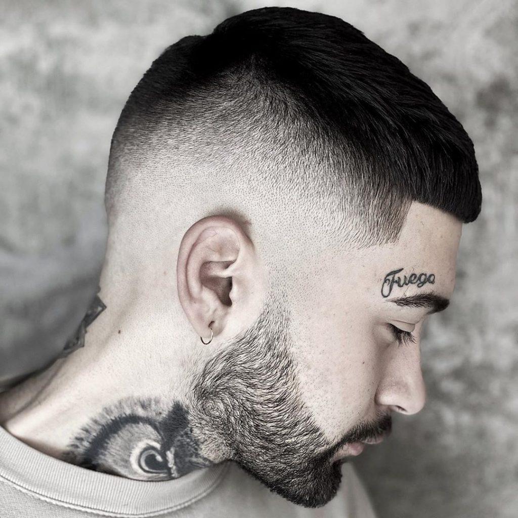 DIY High and Tight Haircut