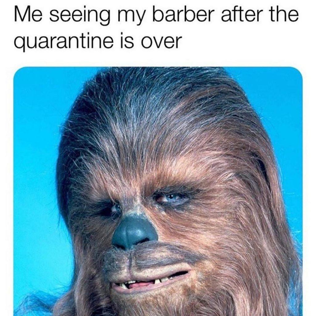 quarantine haircuts men