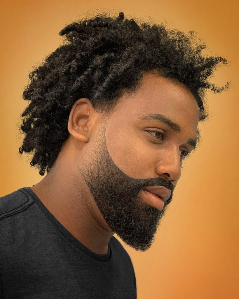 77 Best Curly Hairstyles Haircuts For Men 2020 Trends