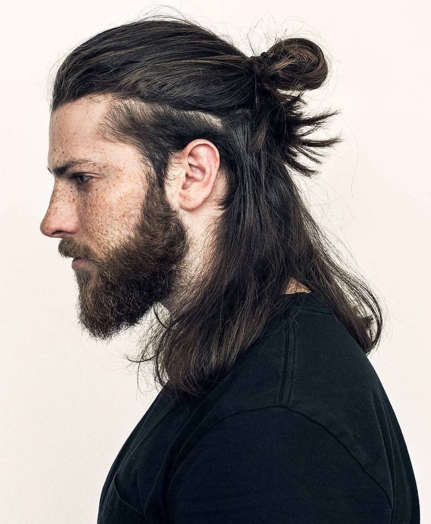 52 Stylish Long Hairstyles For Men Updated December 2020