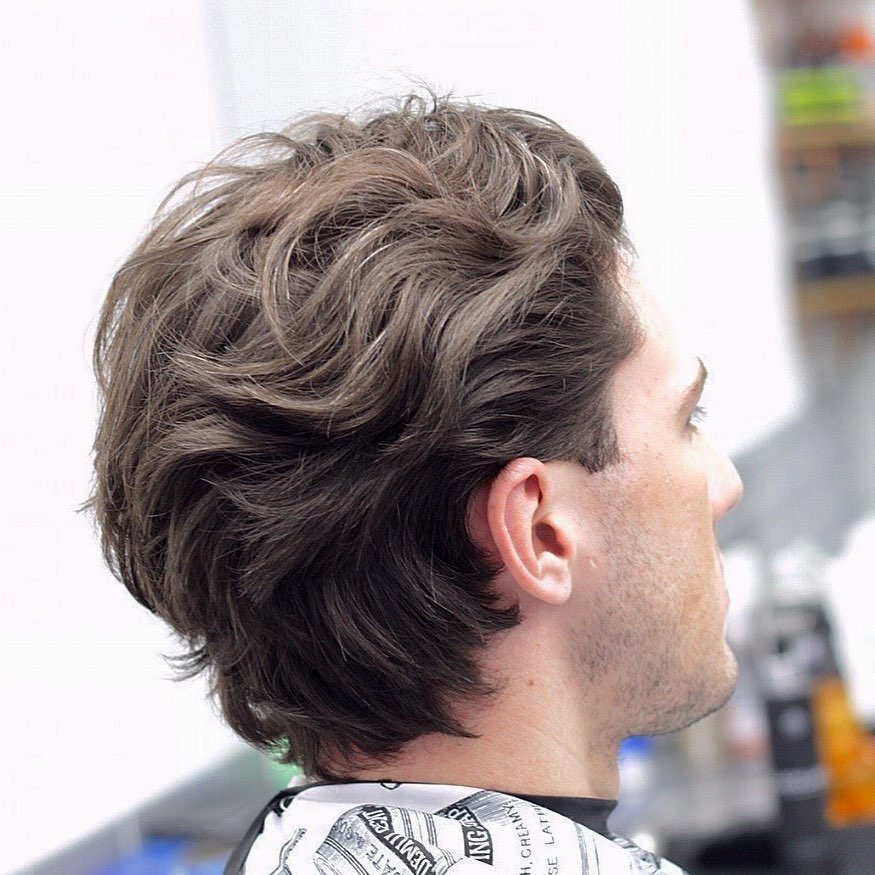 50 Medium Length Hairstyles For Men Updated December 2020