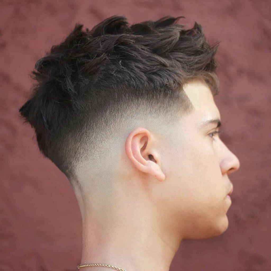 Spiky hairsytles