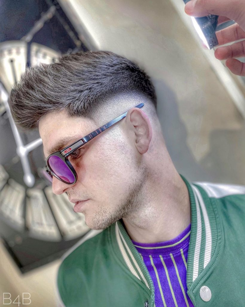 Cool mens hair