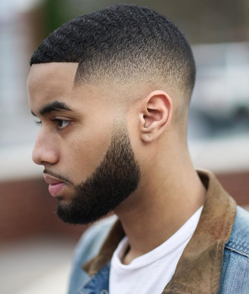 Fade short hairstyles for men