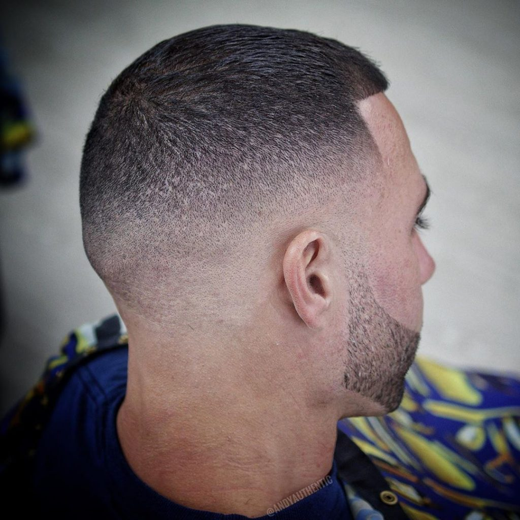 25 Bald Fade Haircuts That Will Keep You Super Cool March 2021