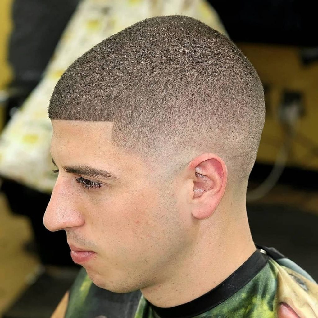 Very short fade haircuts for men