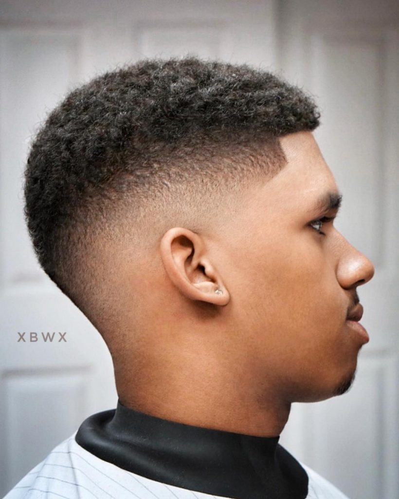 Short haircuts for black boys