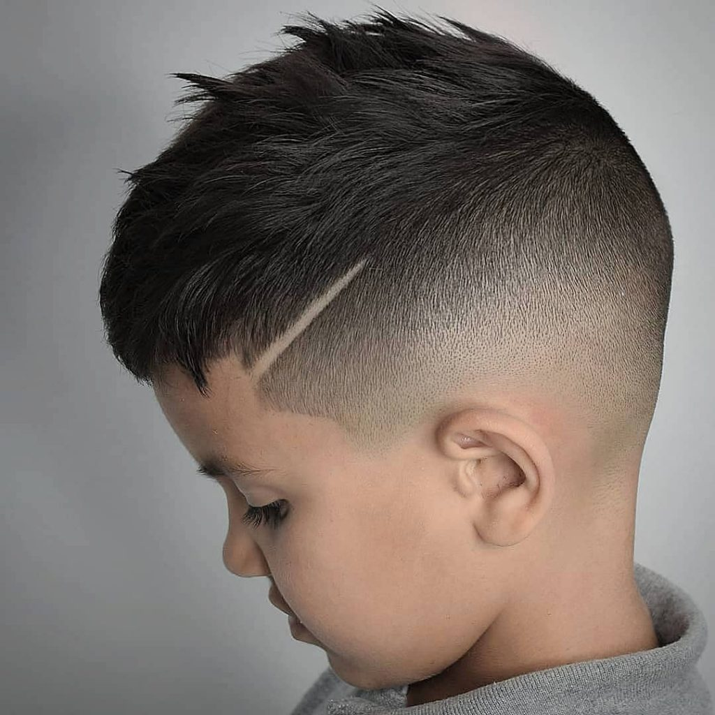Best toddler boy haircuts