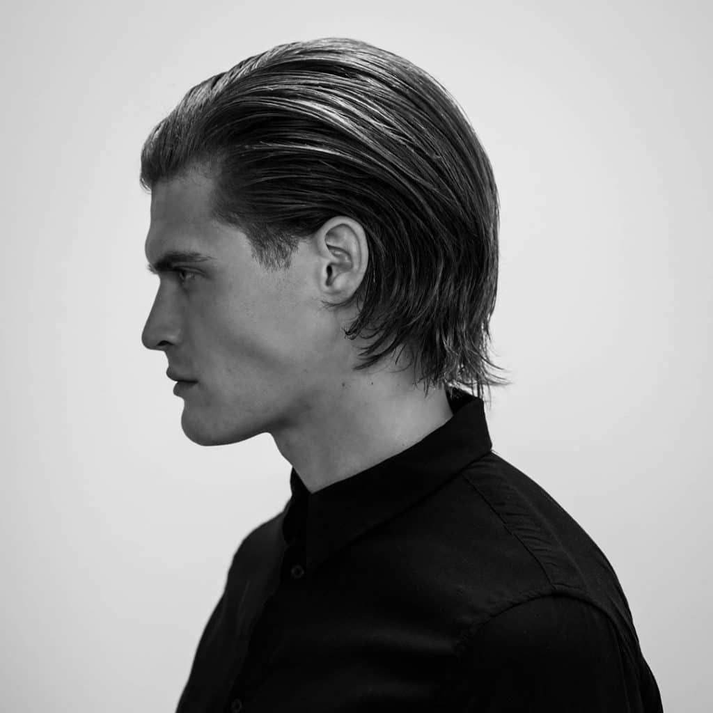 Business Professional Long Hairstyles For Men
