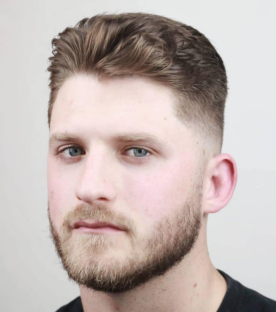 Business Style Haircut