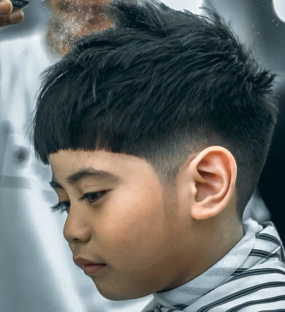 Cool Toddler Boy Haircuts
