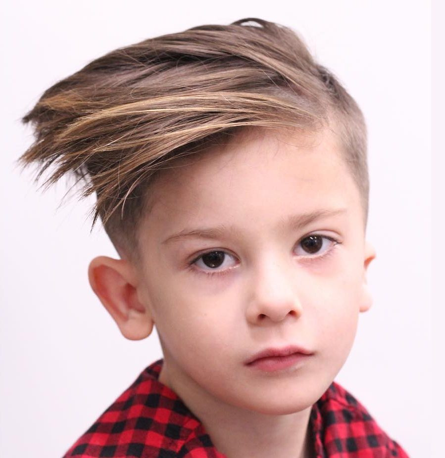 Medium Length Toddler Boy Haircuts