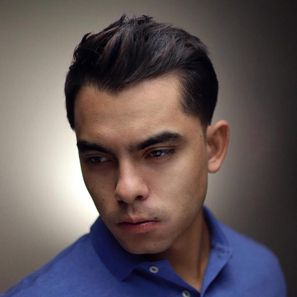 Modern Professional Hairstyles For Men