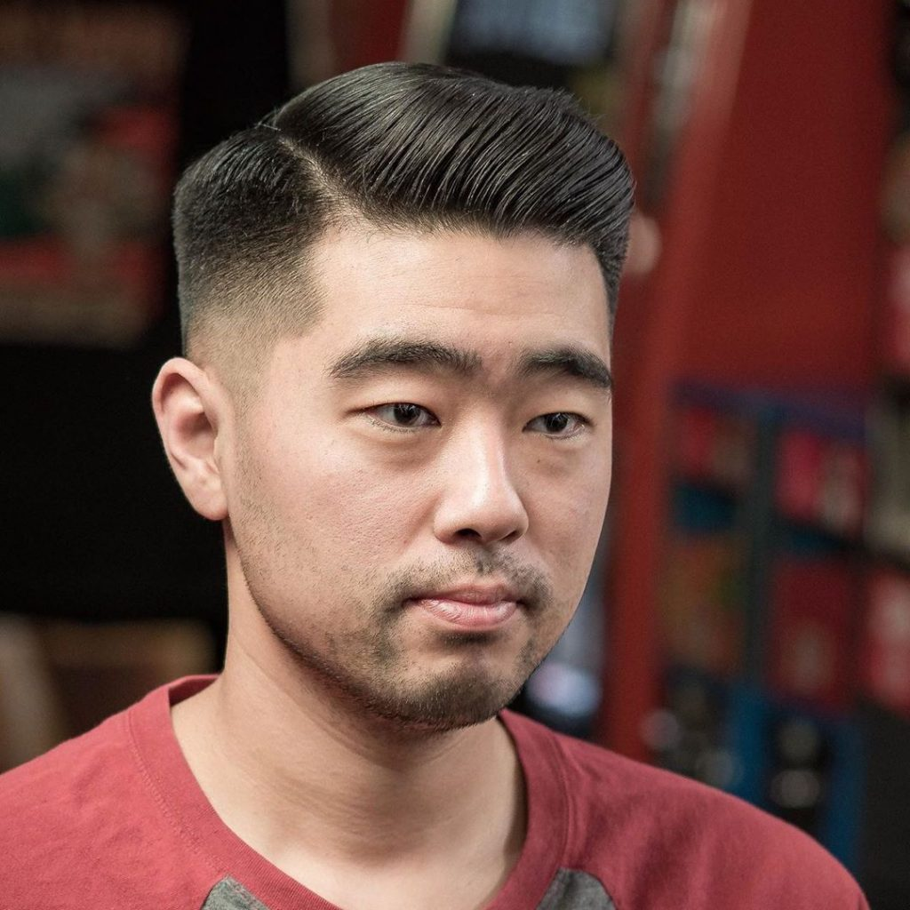 Professional Hairstyles For Asian Men