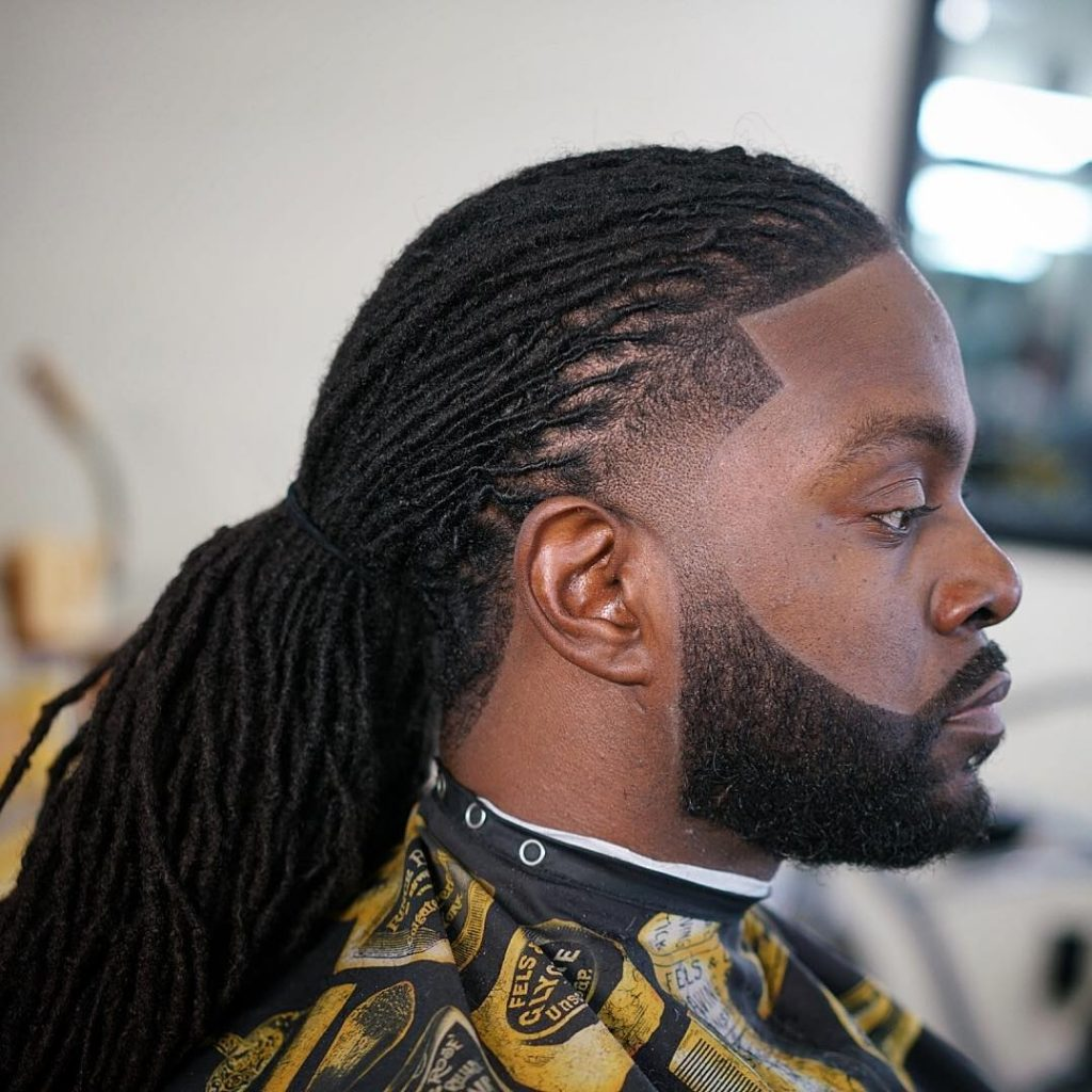 Professional Hairstyles For Black Men With Long Hair