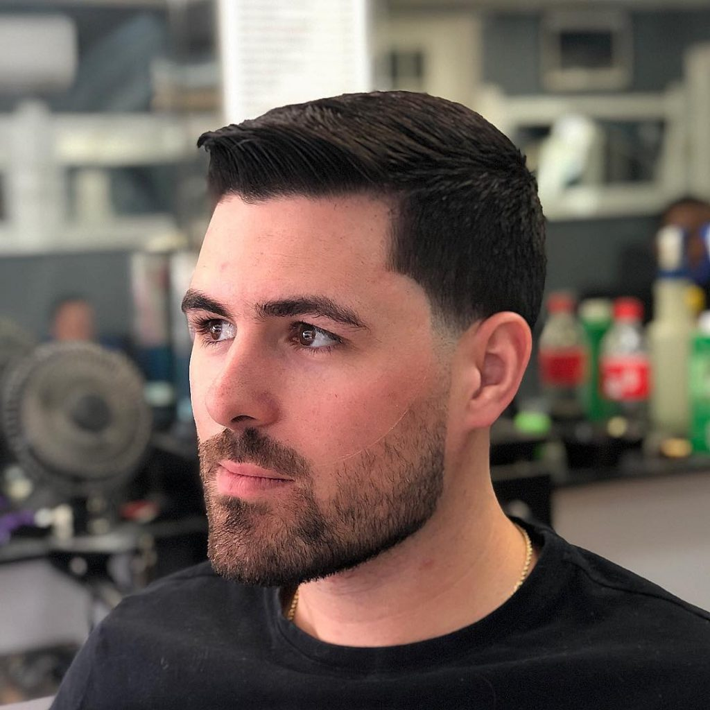 Professional Hairstyles For Thick Hair Men