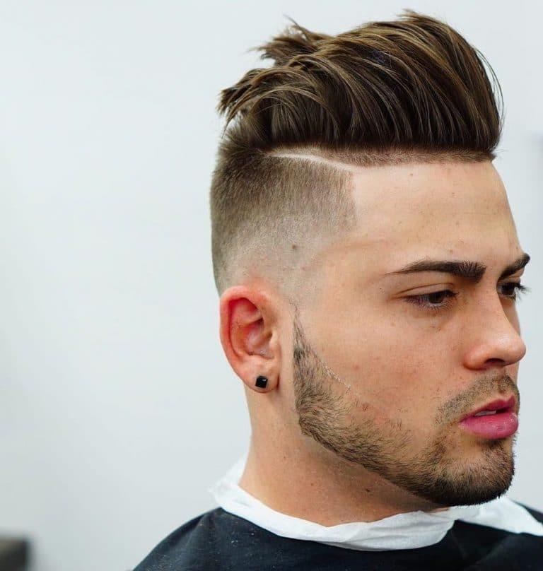 Men's Fade Haircut