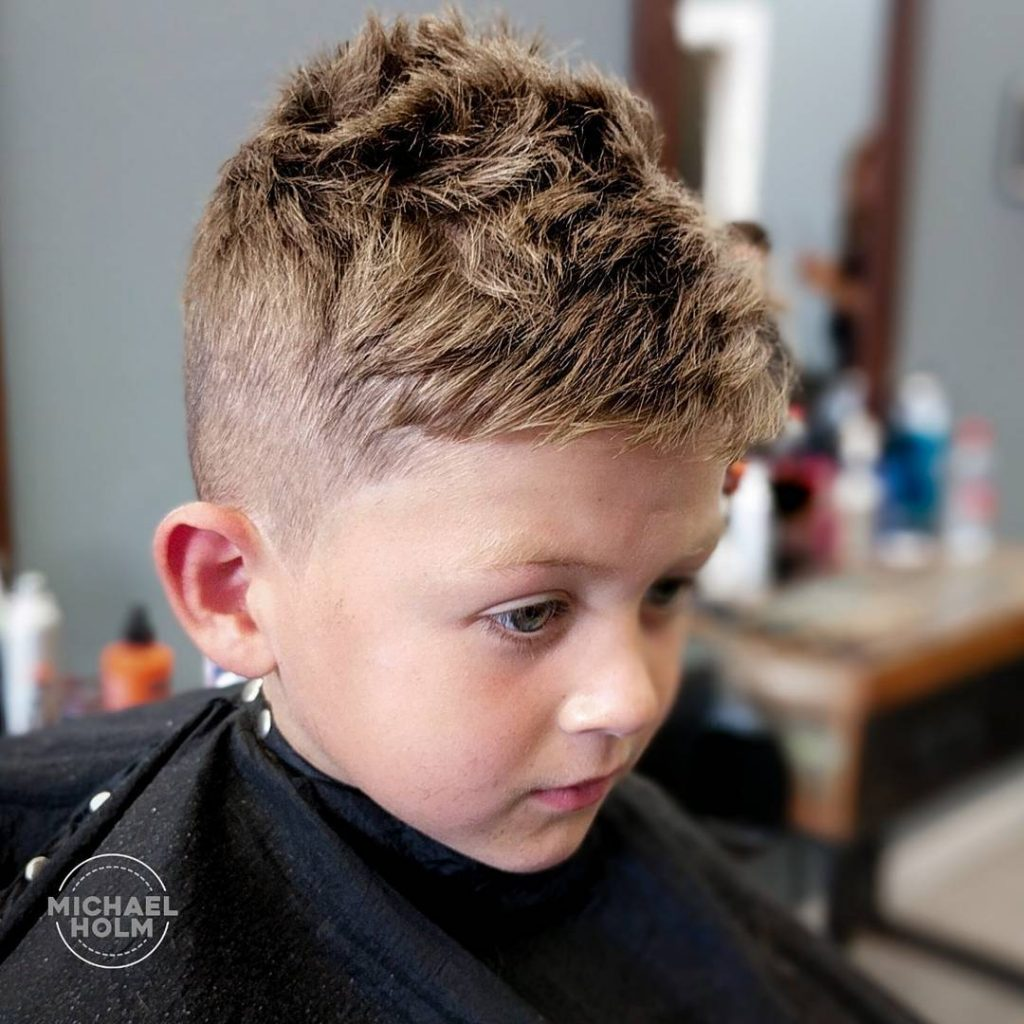 Toddler little boys haircuts