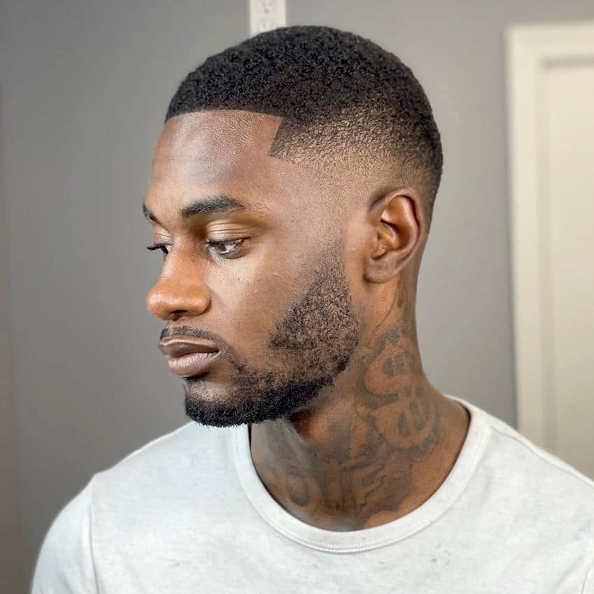 Dope fade haircuts for Black men