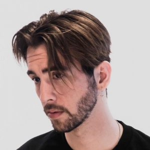 The Curtain Haircut: 90s hair and now