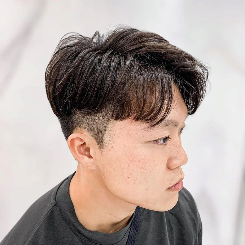 Best hair product for curtain hairstyle