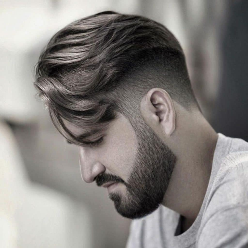 Shadow Fade With Beard