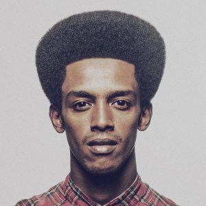 Afro + Taper Fade Haircut: 15 Dope Styles