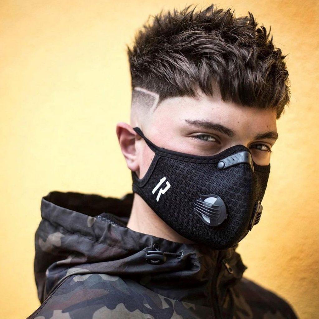 Crop fade for teenage boys