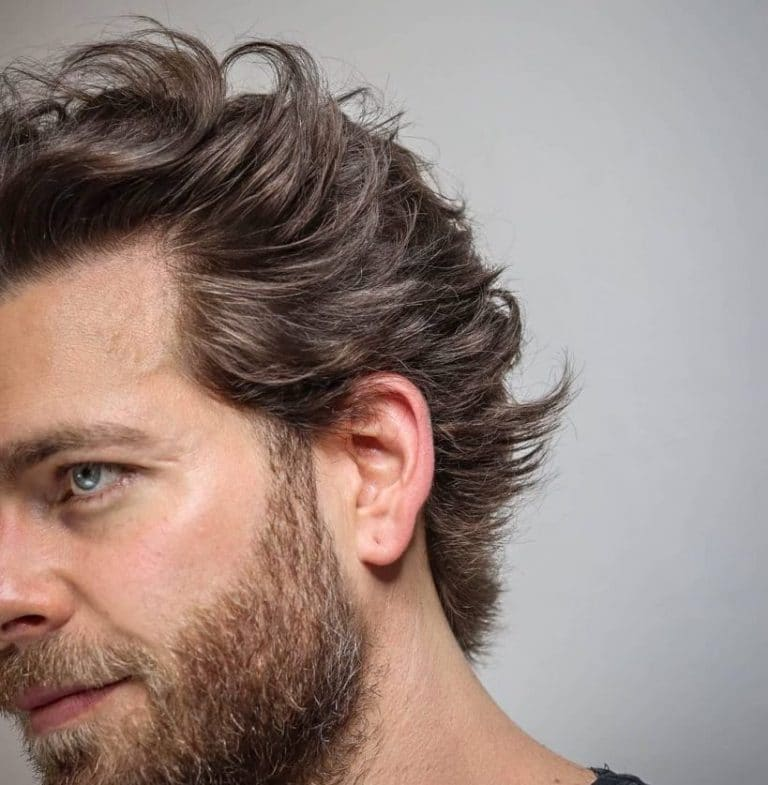 Medium Length Men S Haircuts Hairstyles Pick From 1000s Of Looks