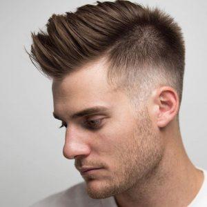 15 Classic + Trendy Faux Hawk Haircuts