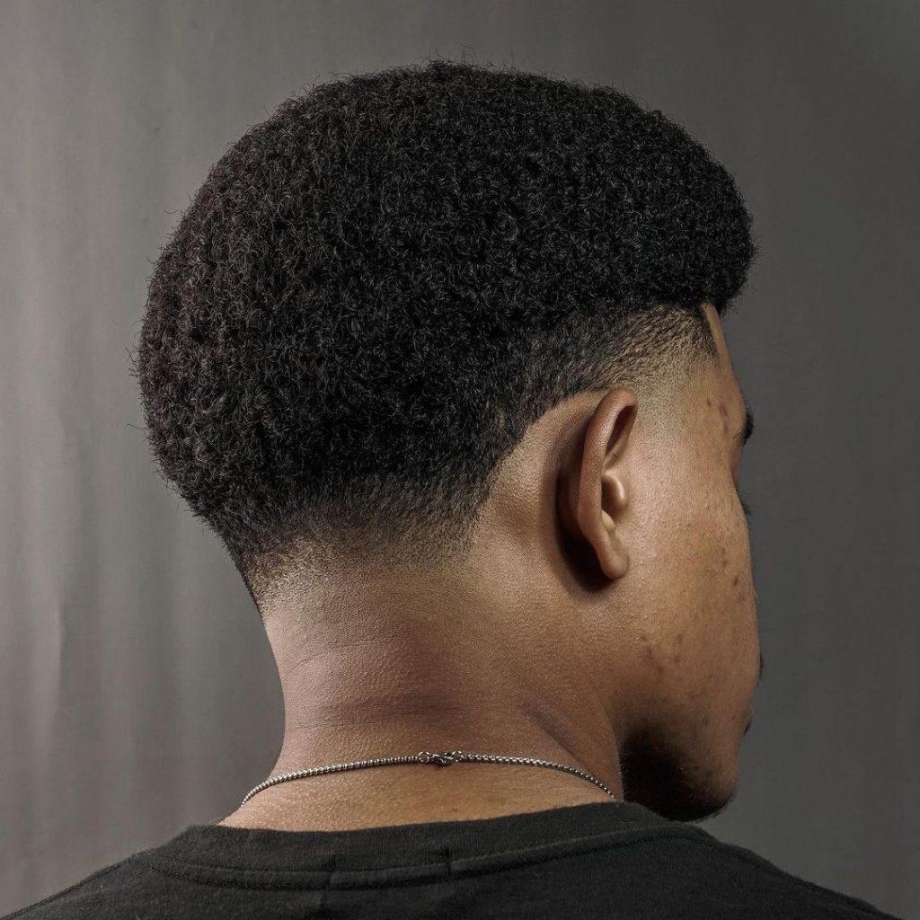 Tape Up Haircut