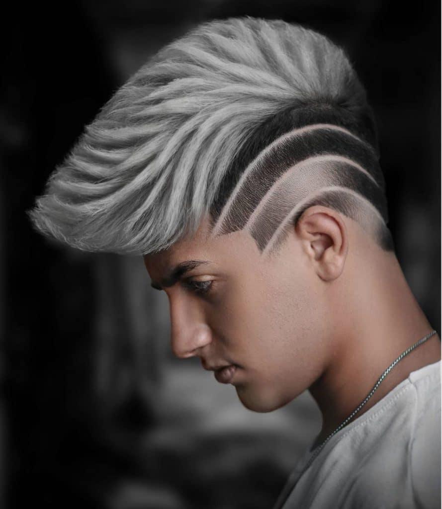 Fade haircut designs