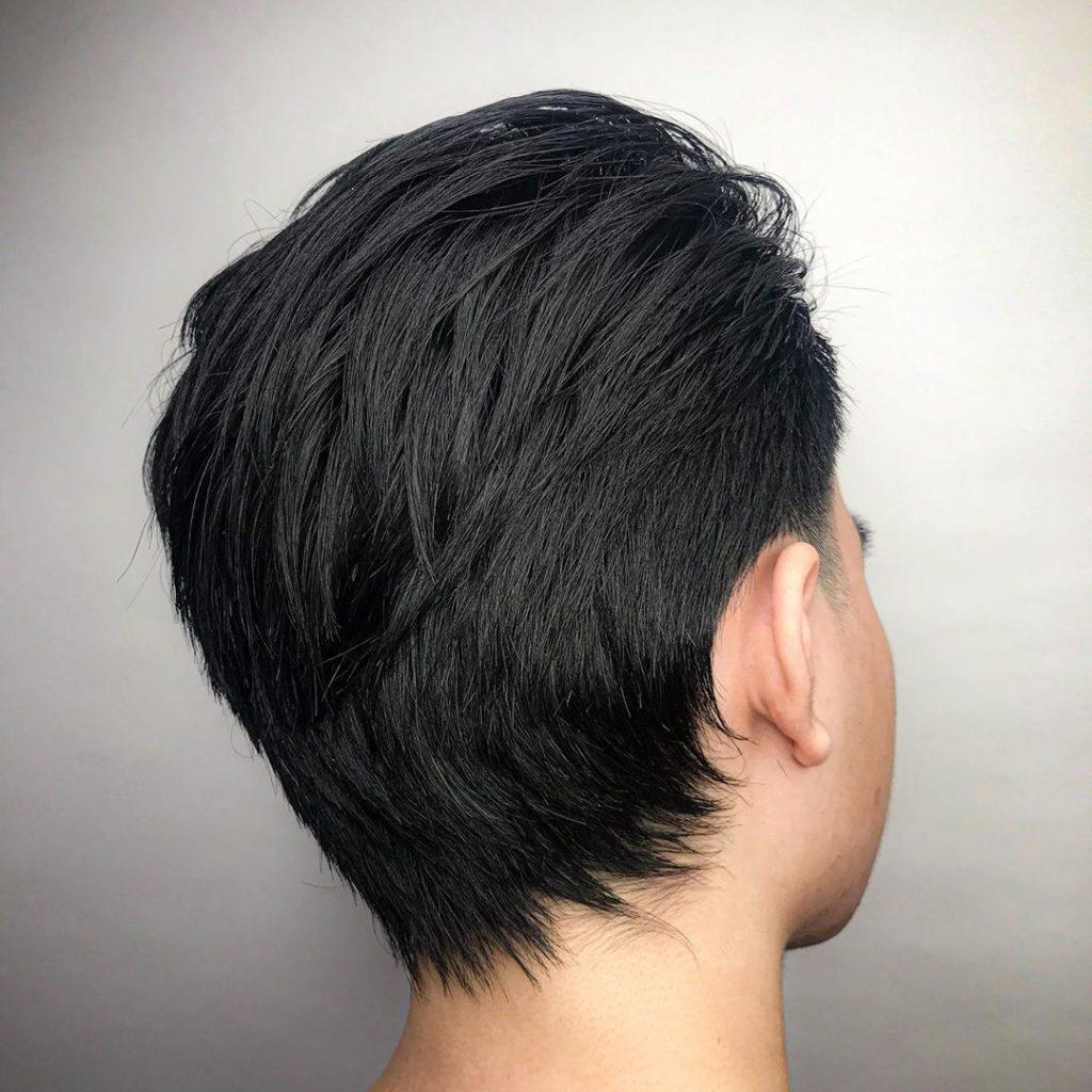 Men's Medium Haircuts Thick Hair