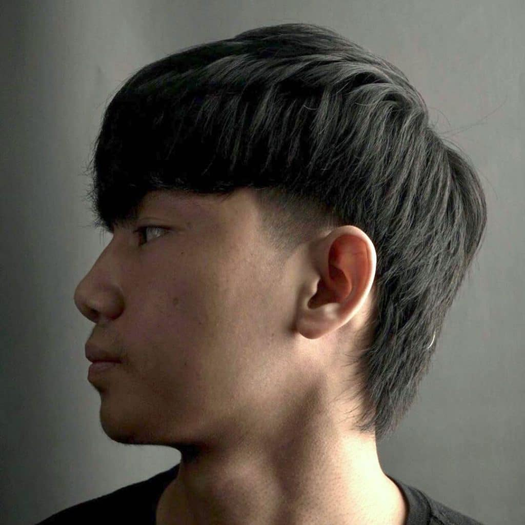 Cool new mullet hairstyles for men Asian hair