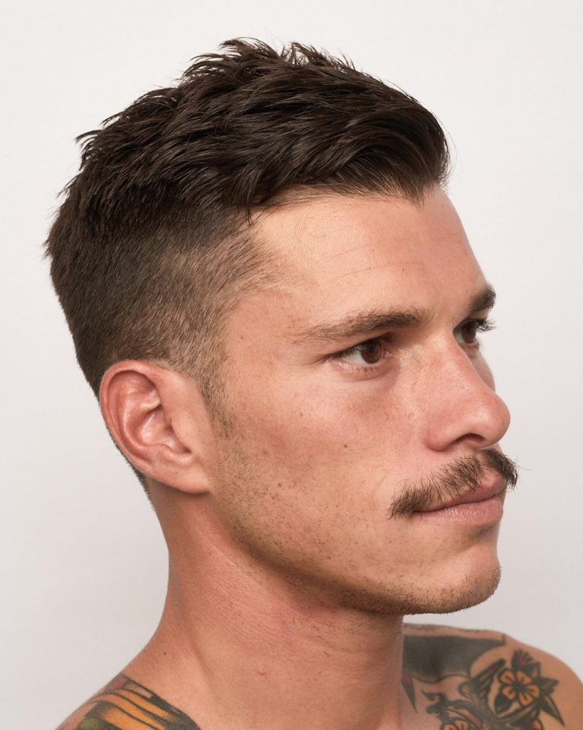 How often should men cut their hair short haircuts
