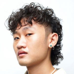 The Permed Mullet Is Back + Better Than Ever