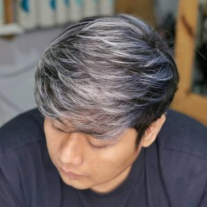 How To Get Hair Highlights For Men
